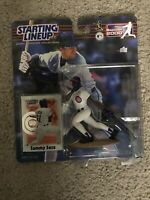 SAMMY SOSA - CHICAGO CUBS Starting Lineup SLU MLB 2000 Action Figure & Card NEW