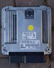 ECU CONTROL  MODULE  8E0910115JX AUDI A4 B7 2.0 TFSI