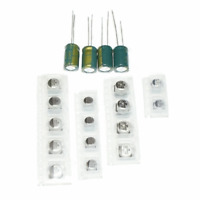 New All Required Replacement HQ Capacitors Repair Kit Recapping - Amiga 600 #648