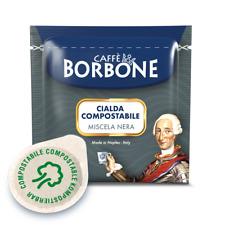 BORBONE ESE NERA (Black) 150 Coffee Pods 44mm   COMPOSTABLE