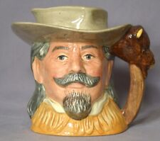 Royal Doulton D6735 Buffalo Bill Mid-Size Character Jug : Wild West Collection