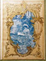 Scena Illustrata 1 Luglio 1894 Turchia Giusti Danza Romanov Carmelo Gomes Pepoli