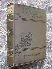 Little Women, 1896, Louisa May Alcott, First Combined Edition!