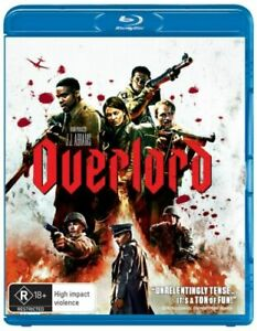 Overlord : NEW Blu-Ray