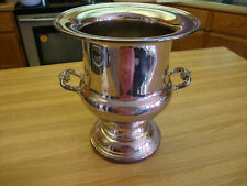 VINTAGE Wm.A. ROGERS SILVERPLATE WINE OR CHAMPAGNE COOLER