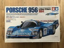 Tamiya 1/24 Porsche 956 Le Mans 24 Hours 1984 Kenwood 24314 parts in sealed bags