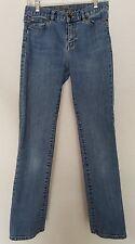 Women's Lauren Jeans Co. Ralph Lauren Blue Jeans Sz 2 Classic Straight