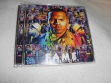 Chris Brown -  F.a.M.E.(Deluxe Version)  CD nicht  OVP