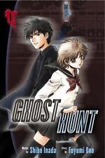 Ghost Hunt, Vol. 1, Ono, Fuyumi, Inada, Shiho, Acceptable Book