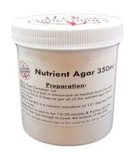 Nutrient Agar 350ml Sterilzed Yields 14 16 100mm Petri Dishes