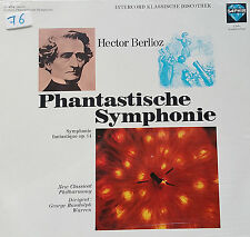 BERLIOZ Symphonie Fantastique Warren LP Saphir 29369-6 Sealed OVP