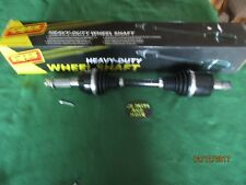 NEW QUAD BOSS POLARIS 08-14 RZR 800 RANGER HD REAR R&L AXLE 591236 PAXL-1138HD
