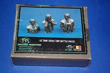 Verlinden Productions 381- US Tank Crew-CBR Battle Dress scala 1/35