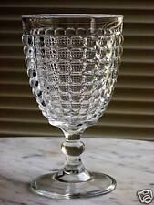 美國 古董 早期 千眼杯  Thousand Eye Glass Cup (2)
