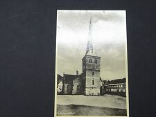 Postcard- View of Nyborg church in Denmark. C1950's.