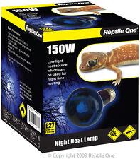 Reptile One Night Light Heat Lamp 150w