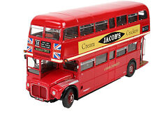 1/24 REVELL ROUTEMASTER LONDON BUS RML 07651 KIT MODELLO