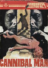 CANNIBAL MAN - Blu-Ray & Dvd -