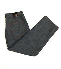 Marithe Francois Girbaud Baggy Hip Hop Mens Jeans Sz 38 Fits 38x32