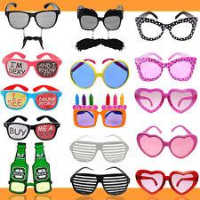 Partybrille Partydeko Fasching Karneval Atzenbrille Party Kostüm lustig Gitter