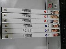 LOS SERRANO TEMPORADA 1 PRIMERA COMPLETA 6 DVD 13 CAPITULOS FRAN PEREA UNICA