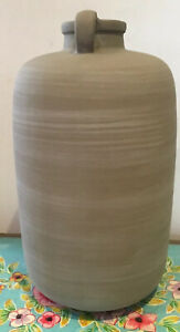 Lovely Pottery  Urn/vase With Handles