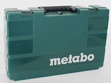 metabo Maschinen-Koffer (LxBxH =  495x320x112mm) - Kunststoffkoffer MC 10 BHE/SB