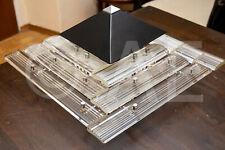 VENINI Deckenlampe Modell AZTEC - MURANO-Glas - handmade - selten - vintage