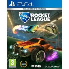 Ps4 Rocket League Collectors Edition - PlayStation 4