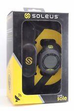 Soleus GPS Sole - Black/Grey
