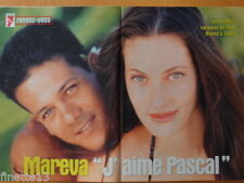 MAREVA GALANTER MISS FRANCE TAHITI Coupure de presse 7 pages 1999 - Clippings