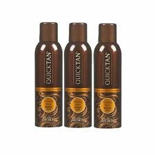 Body Drench Quick Tan * 3 - Pack * Instant Self-tanning Spray * 6 Oz Can NEW ...