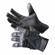 NW 5.11 Tactical Hard Time Knuckle Gloves Police Riot Military Black Large 59354