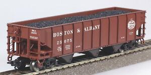 Märklin HO Boston & Albany (#25075) Coal Hopper Car from Set #29571, New no Box