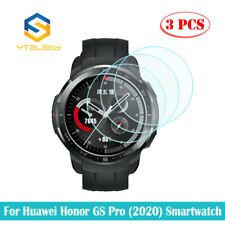 3Pcs 9H+ Tempered Glass For Huawei Honor GS Pro / GSPro Smartwatch Screen Film