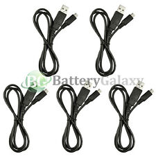 5 Micro USB Charger Cable Cord for Phone Samsung Galaxy A5 A7 J3 Amp 2 Prime On5