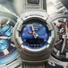 Casio G-shock G100 Kanji Limited Edition. Excellent condition,