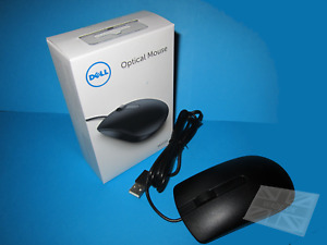 Dell MS116-BK Optical Mouse 1000DPI - BRAND NEW