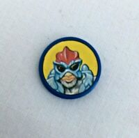 Vintage He-Man MOTU - ORKO Part Magic Coin Rare Stratos to Complete Your Figure