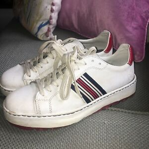 Ladies Rieker Trainers Size 7 White