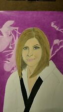 Barber Streisand Portrait