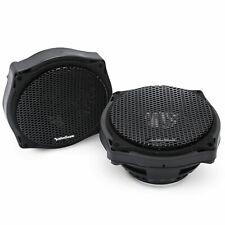 "Rockford Fosgate TMS6SG Harley Davidson 6.5"" Full Range Motorcycle Speakers"