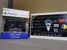 Controller ps4 dualshock 4 joystick v2 Sony nero nuovo playstation 4