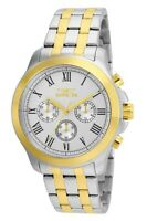 Invicta Men's Specialty 21659 Two-Tone Roman Numerals Chronograph Watch