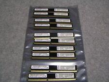 10x  IBM MICRON  47J0158 16GB (1X16GB) 2RX4 PC3L-10600  49Y1527 49Y1528 46C0599
