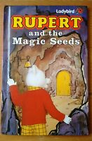 Vintage Gloss Ladybird Book 'Rupert and the Magic Seeds' Series 896 1st EDITION
