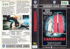 L' ascensore (1983) VHS
