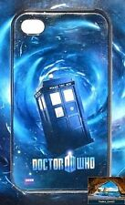 Doctor Who iPhone 4 Tardis Blue Snap Case * iphone4 * dr cell phone