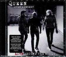 Queen and Adam Lambert - Live Around The World CD