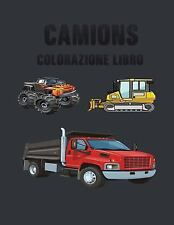 Camion Colorazione Libro : In Movimento la Terra by Calavera Family (2015,...